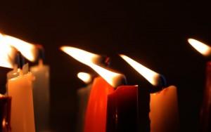 Литье магических свечей